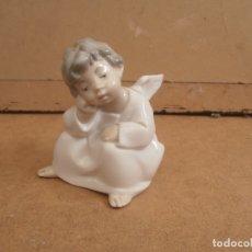 Antigüedades: LLADRÓ -- ANGELITO DE PORCELANA -- LLADRÓ. Lote 175909530