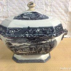 Antigüedades: SOPERA DE CARTAGENA. Lote 175941184