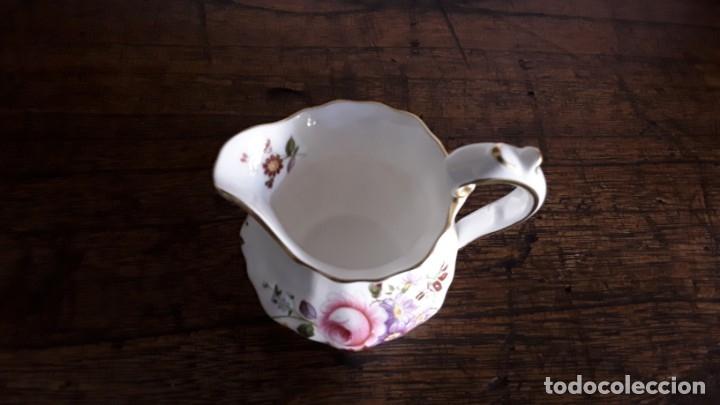 Antigüedades: Lechera porcelana Royal Crown Derby - Foto 2 - 175956575