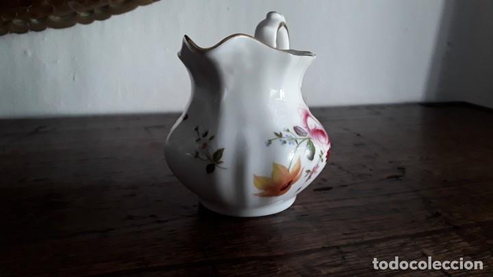 Antigüedades: Lechera porcelana Royal Crown Derby - Foto 3 - 175956575