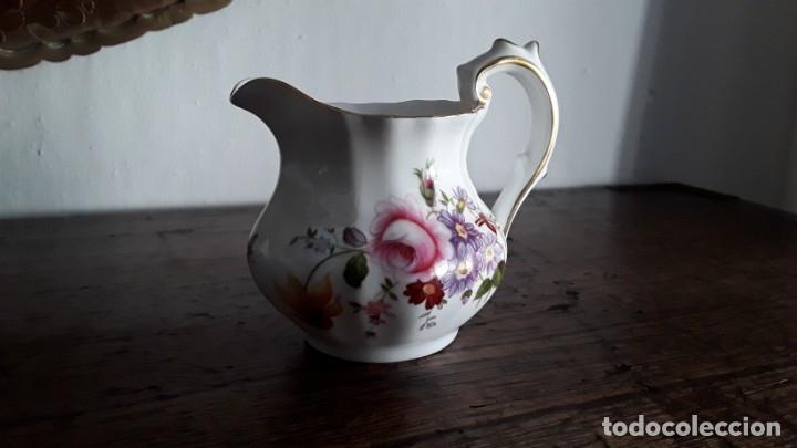 Antigüedades: Lechera porcelana Royal Crown Derby - Foto 4 - 175956575