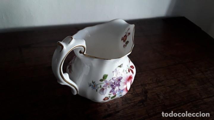 Antigüedades: Lechera porcelana Royal Crown Derby - Foto 5 - 175956575