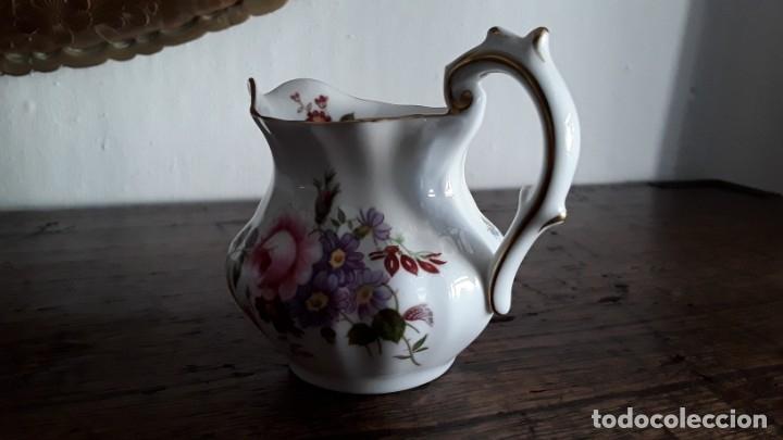 Antigüedades: Lechera porcelana Royal Crown Derby - Foto 6 - 175956575