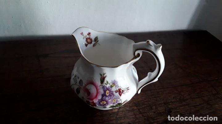 Antigüedades: Lechera porcelana Royal Crown Derby - Foto 7 - 175956575