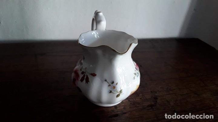 Antigüedades: Lechera porcelana Royal Crown Derby - Foto 9 - 175956575
