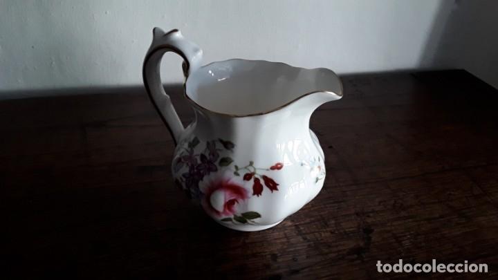 Antigüedades: Lechera porcelana Royal Crown Derby - Foto 10 - 175956575