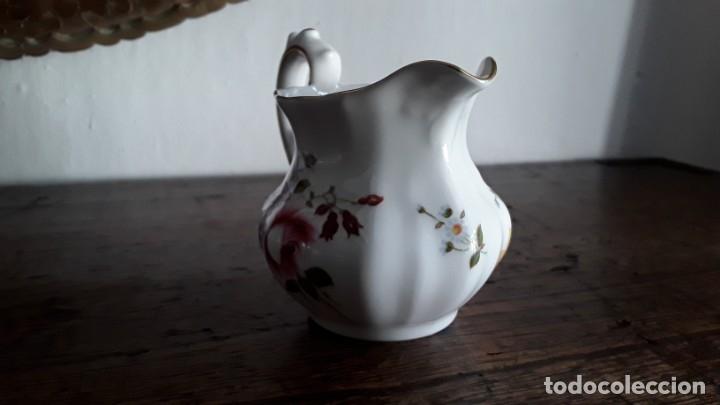 Antigüedades: Lechera porcelana Royal Crown Derby - Foto 11 - 175956575