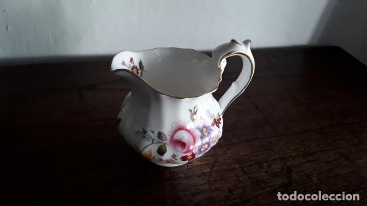 Antigüedades: Lechera porcelana Royal Crown Derby - Foto 12 - 175956575