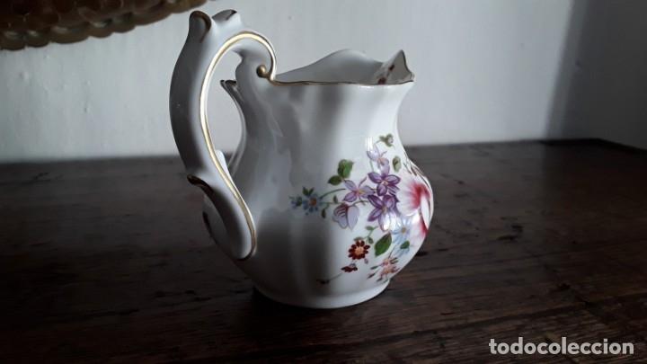 Antigüedades: Lechera porcelana Royal Crown Derby - Foto 13 - 175956575
