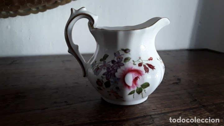 Antigüedades: Lechera porcelana Royal Crown Derby - Foto 14 - 175956575