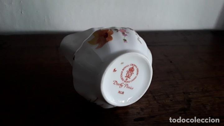 Antigüedades: Lechera porcelana Royal Crown Derby - Foto 15 - 175956575