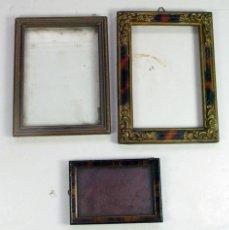 Antigüedades: ANTIGUOS MARCOS.. Lote 175960064