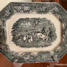 Antigüedades: FUENTE O BANDEJA OCHAVADA DE LA AMISTAD.. Lote 175961045