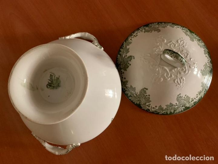 Antigüedades: Sopera Saguerremines. - Foto 5 - 175962663