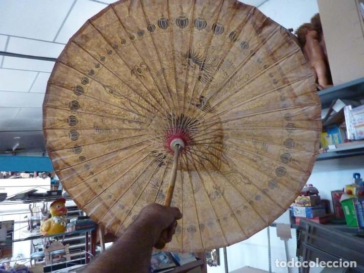 Antigüedades: SOMBRILLA - Foto 4 - 175991987