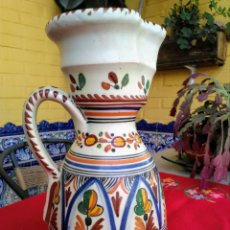 Antigüedades: JARRA ANTIGUA SANGUINO DE TOLEDO 3. Lote 176019547