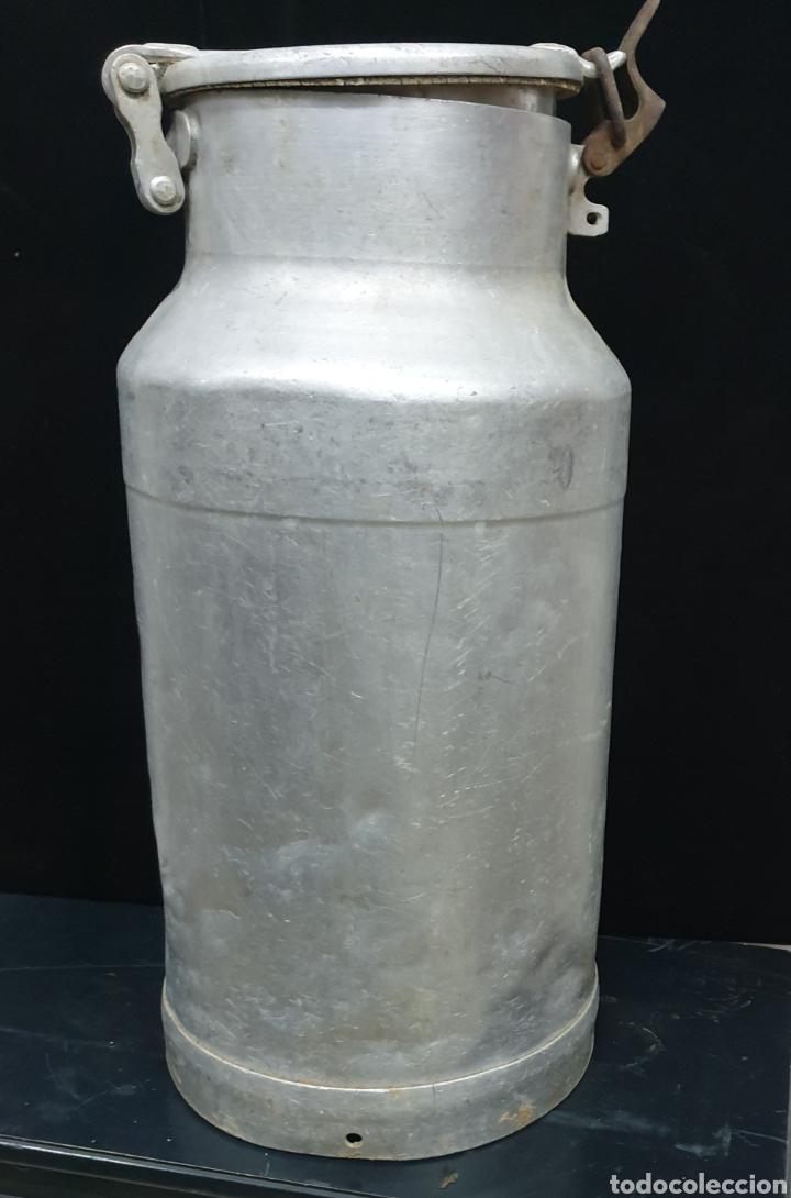 LECHERA 25 L (Antigüedades - Técnicas - Rústicas - Ganadería)