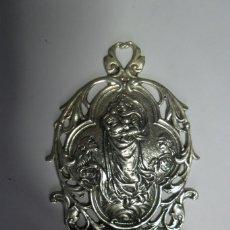 Antigüedades: 420, ANTIGUA PRECIOSA VENDITERA EN PLATA DE LEY CON PUNZONES. Lote 176070939