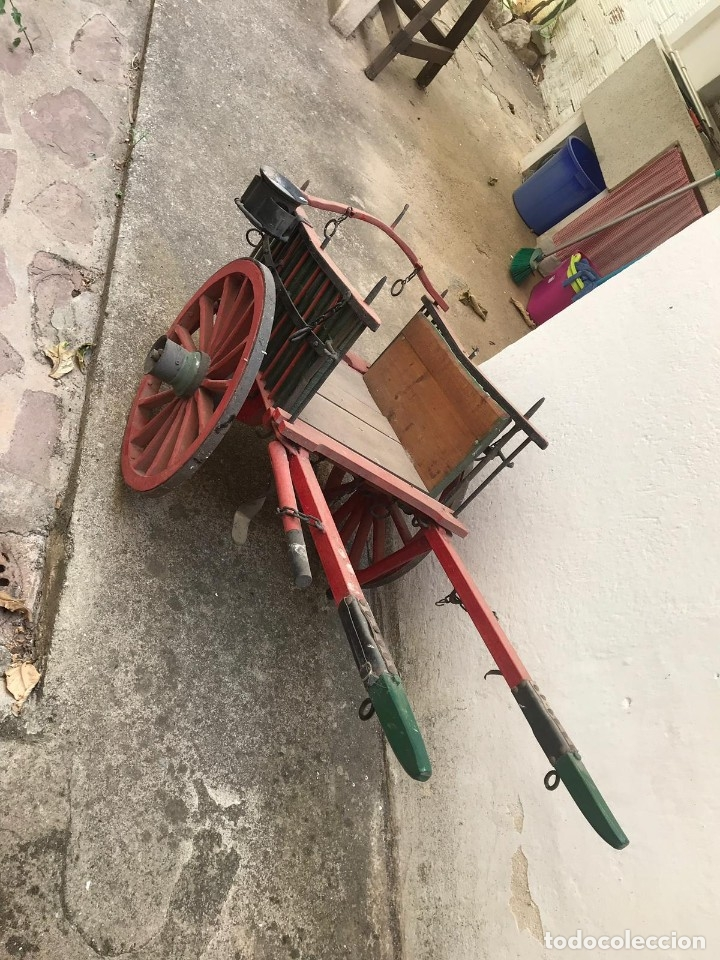 Antigüedades: Carro - Foto 2 - 176073357