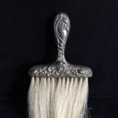 Antigüedades: CEPILLO MODERNISTA PLATA 925 STERLING. Lote 176085608