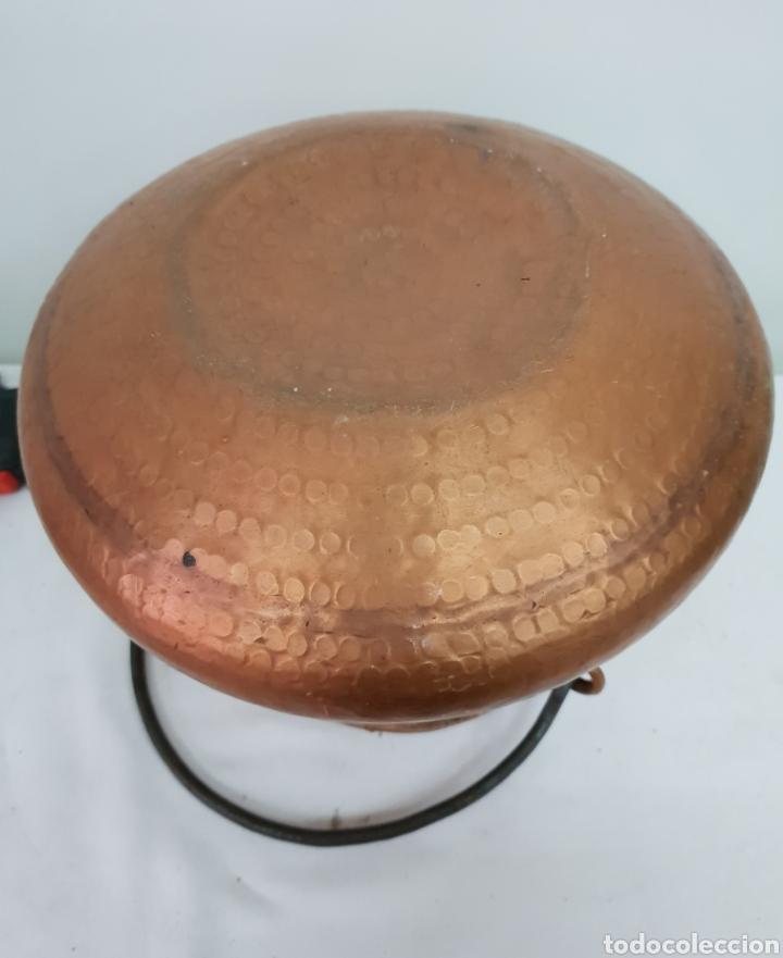 Antigüedades: Olla de cobre - Foto 10 - 176087975