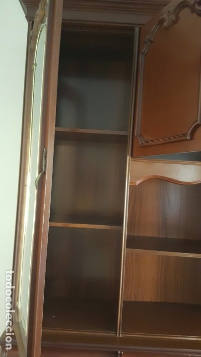 Antigüedades: Mueble aparador de comedor perfecto estado - Foto 4 - 176122879