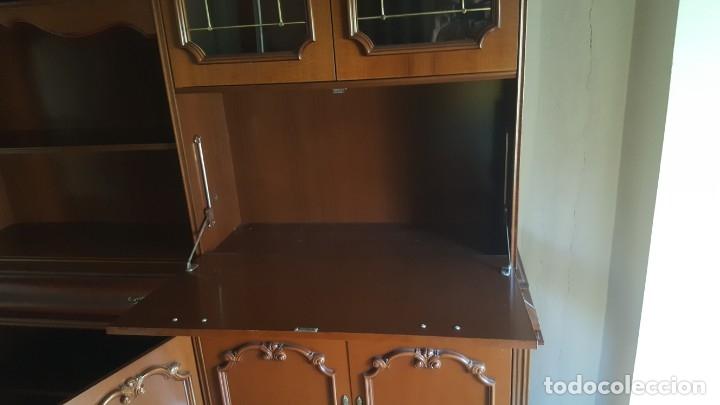 Antigüedades: Mueble aparador de comedor perfecto estado - Foto 9 - 176122879