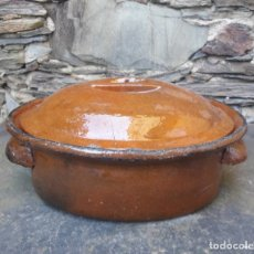 Antigüedades: ALFARERIA CATALANA ARENYS DE MAR. Lote 176138105