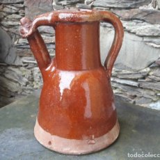 Antigüedades: PORRÓN DE BARCA S XVII XVIII. Lote 176141509