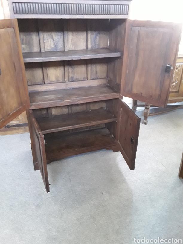 Antigüedades: Alacena o armario - Foto 5 - 176190244