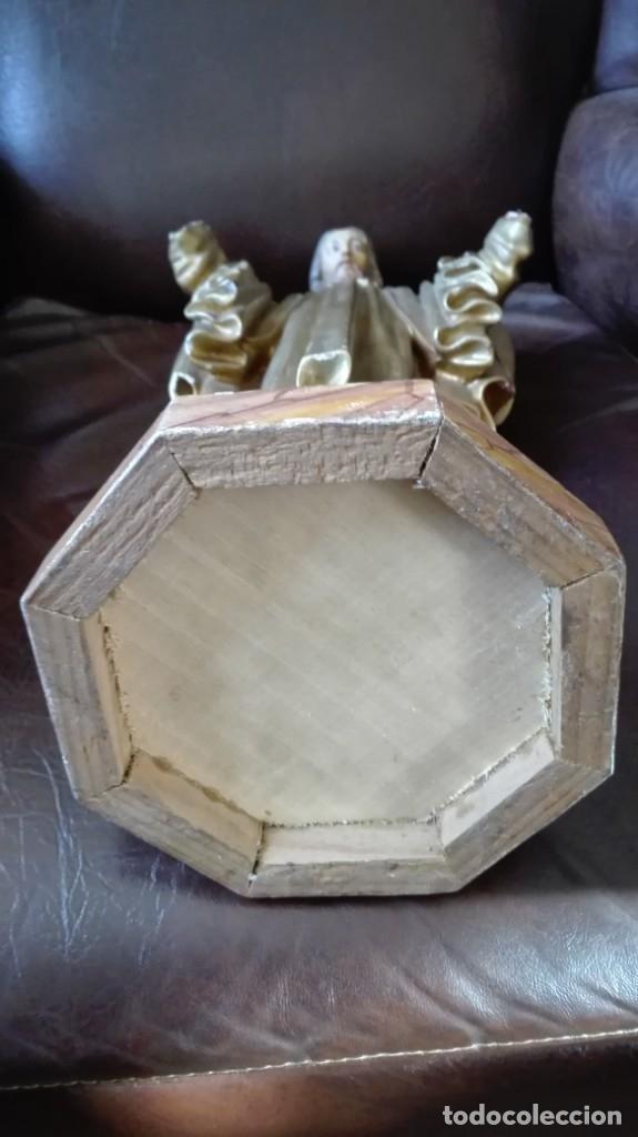 Antigüedades: Corazón de Jesús para restaurar - Foto 6 - 176207210