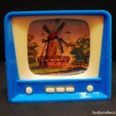 Antigüedades: AFILA LÁPICES TELEVISION. Lote 176239558