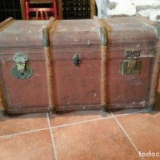 Antigüedades: BAUL. Lote 176259575