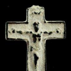 Antigüedades: CRUZ RELIGIOSA, SIGLOS XVI-XVII, 25X18 MM.. Lote 158151598