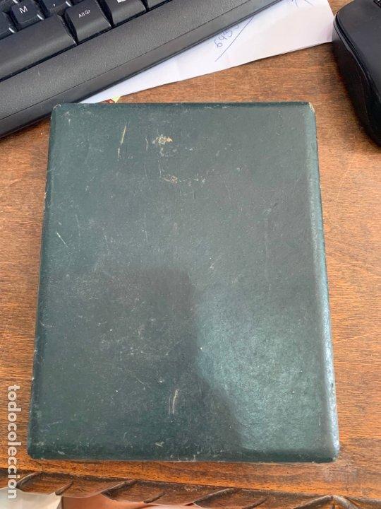 Antigüedades: JUEGO COMPLETO DE CUBIERTO Y SERVILLETERO DE PLATA CONTRASTADA - MEDIDA CUBIERTO 14.5 CM - Foto 10 - 176340593
