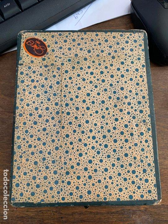 Antigüedades: JUEGO COMPLETO DE CUBIERTO Y SERVILLETERO DE PLATA CONTRASTADA - MEDIDA CUBIERTO 14.5 CM - Foto 11 - 176340593