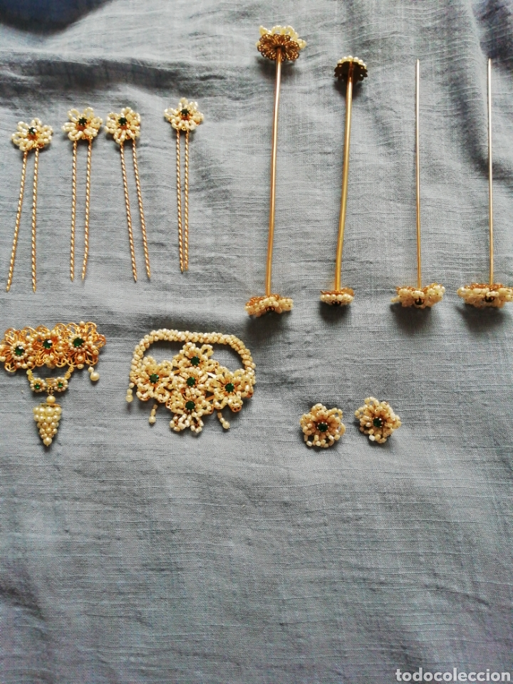 ADEREZO DE FALLERA (Antigüedades - Moda y Complementos - Mujer)