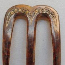 Antigüedades: ANTIGUA PEINETA PRIMERA MITAD S. XX. Lote 176363957