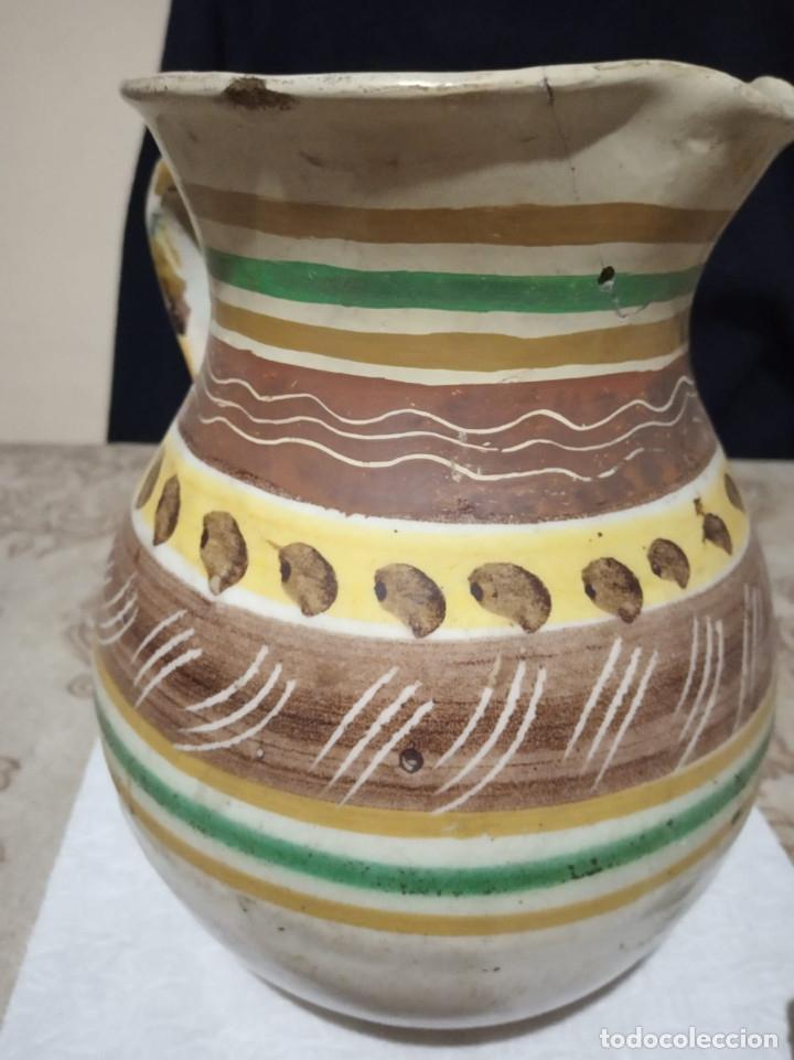 JARRITA SIGLO XIX TALAVERA (Antigüedades - Porcelanas y Cerámicas - Talavera)