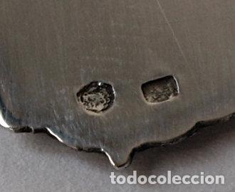 Antigüedades: CUCHARA CUCHARILLA DE PEÑISCOLA DE PLATA DE LEY CONTRASTADA. 7,5 GRAMOS. 9,2 CM. VER FOTOS Y DESCRIP - Foto 11 - 176416709