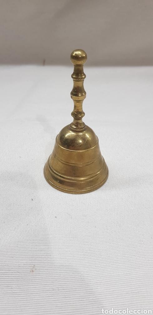 CAMPANA DE BRONCE (Antigüedades - Hogar y Decoración - Campanas Antiguas)