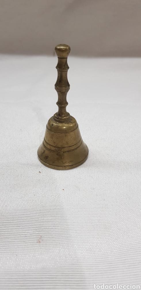 CAMAPANA DE BRONCE (Antigüedades - Hogar y Decoración - Campanas Antiguas)