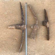 Antigüedades: HERRAMIENTAS ANTIGUAS. Lote 176467775