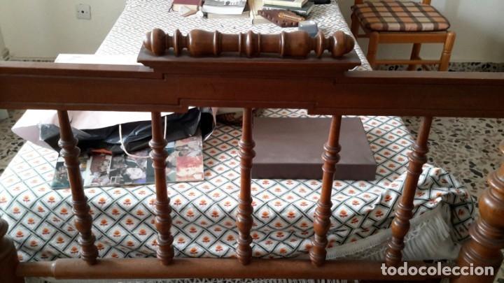 Antigüedades: Cama antigua - Foto 8 - 174994449