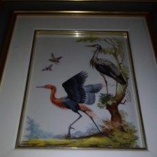 Antigüedades: BONITO PLAFÓN DE ALCORA . Lote 176482132