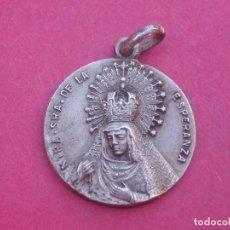 Antigüedades: MEDALLA ANTIGUA VIRGEN MACARENA. SEVILLA.. Lote 176501159