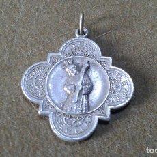 Antigüedades: SEMANA SANTA SEVILLA - MEDALLA V CENTENARIO DE LA HERMANDAD DEL GRAN PODER . Lote 176533467