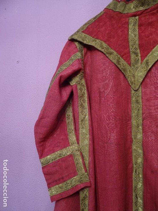 Antigüedades: Dalmatica Siglo XVIII - Foto 6 - 176546994