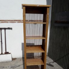 Antigüedades: ESTANTERÍA OLMO.. Lote 176547902