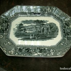 Antigüedades: BANDEJA DE CERAMICA DE CARTAGENA. Lote 176549254